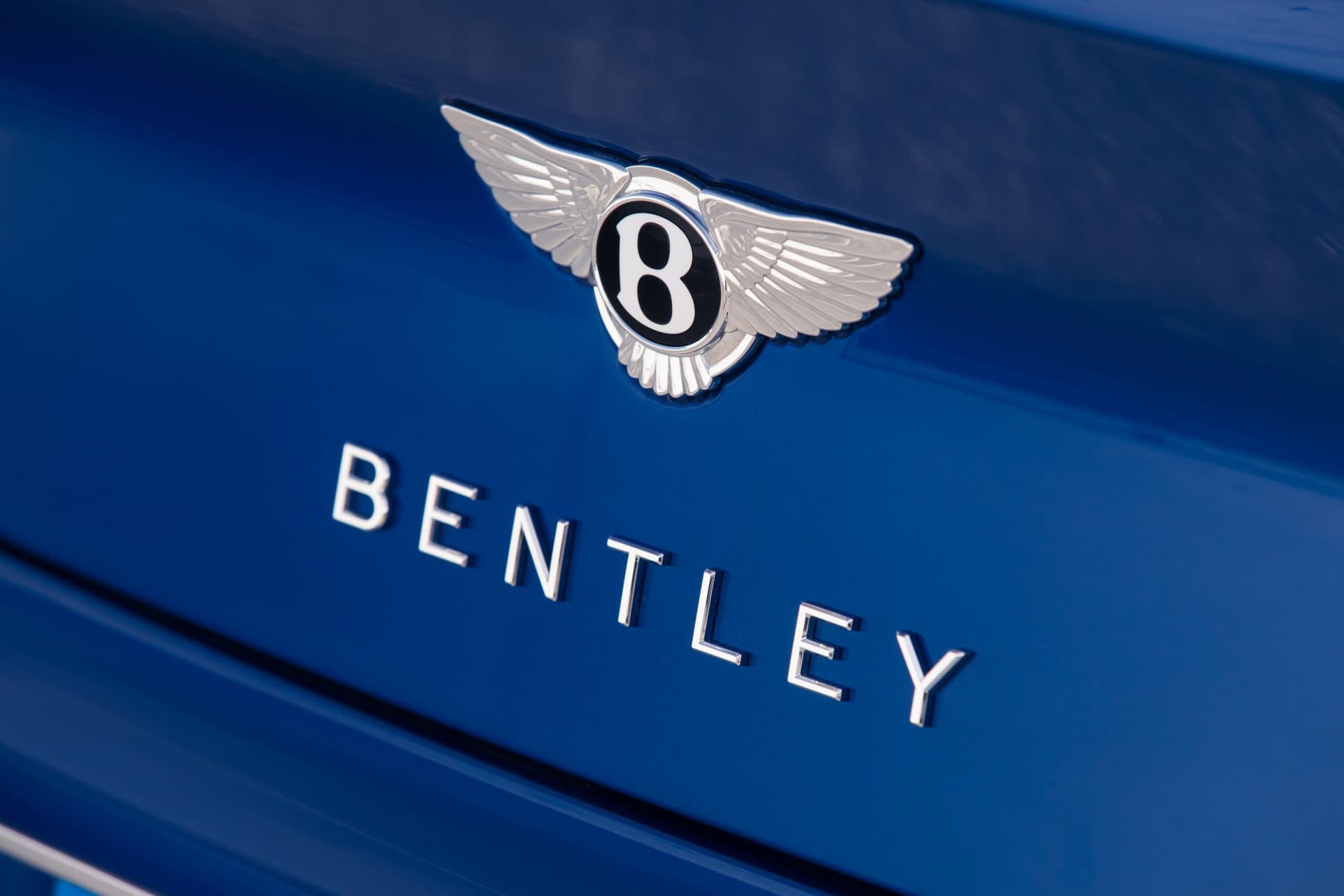 Bentley Continental Gt Sequin Blue 27