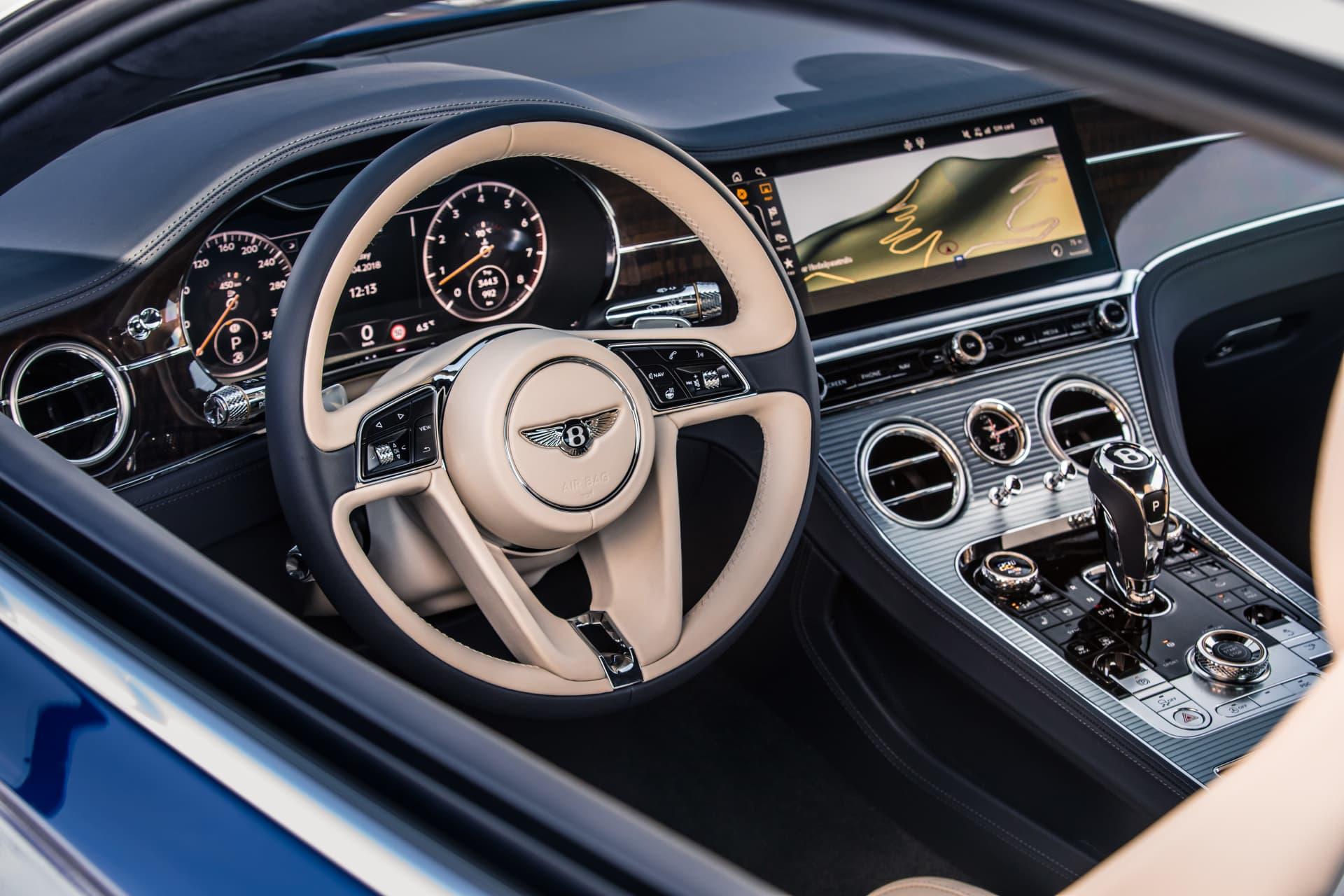 Bentley Continental Gt Sequin Blue 28