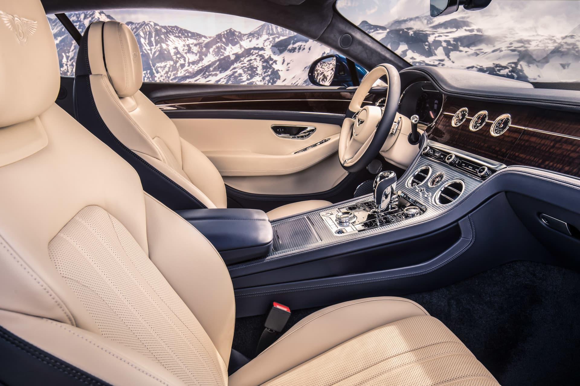 Bentley Continental Gt Sequin Blue 29