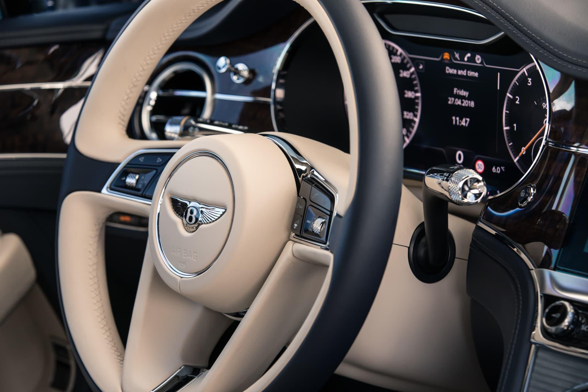 Bentley Continental Gt Sequin Blue 30
