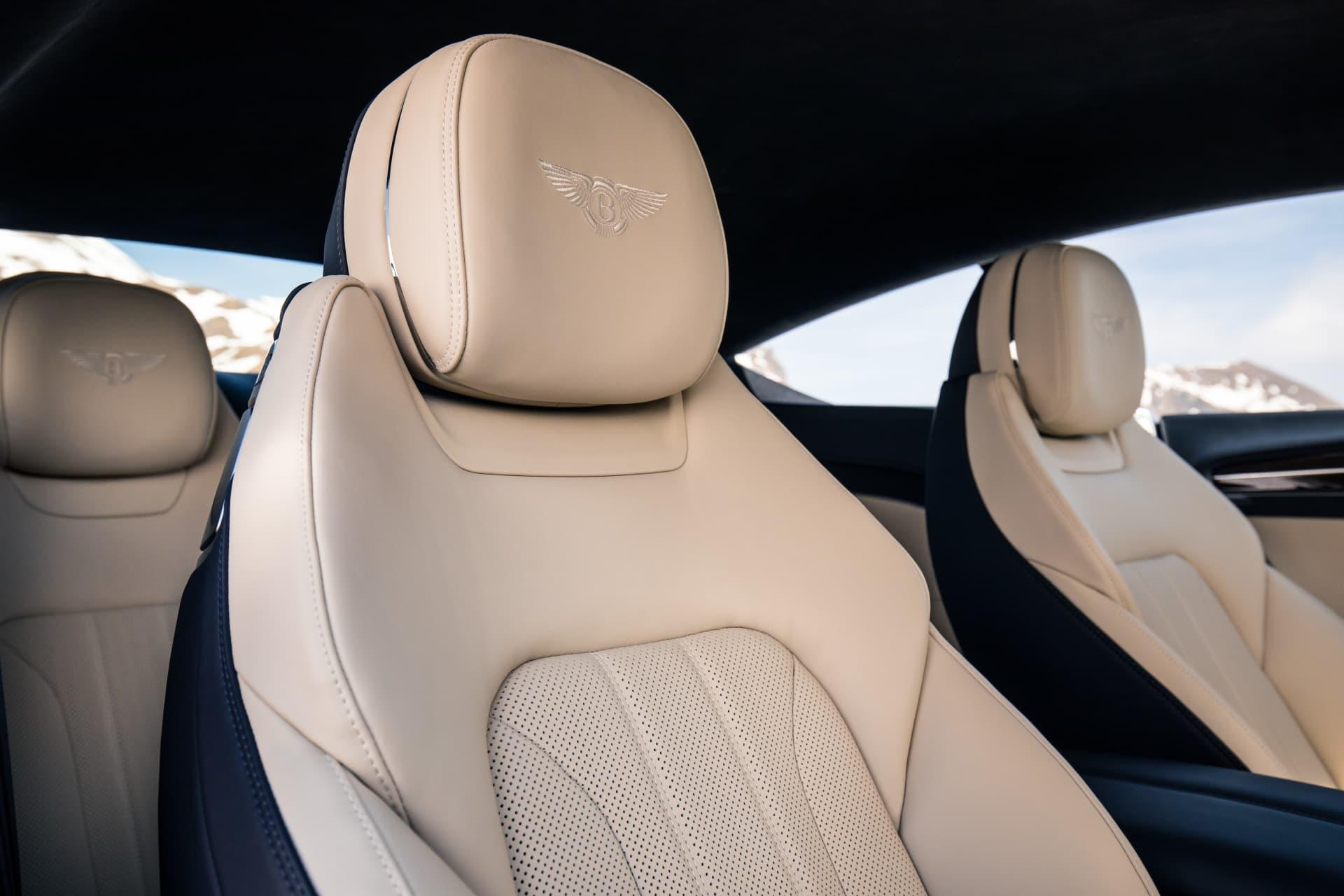Bentley Continental Gt Sequin Blue 32