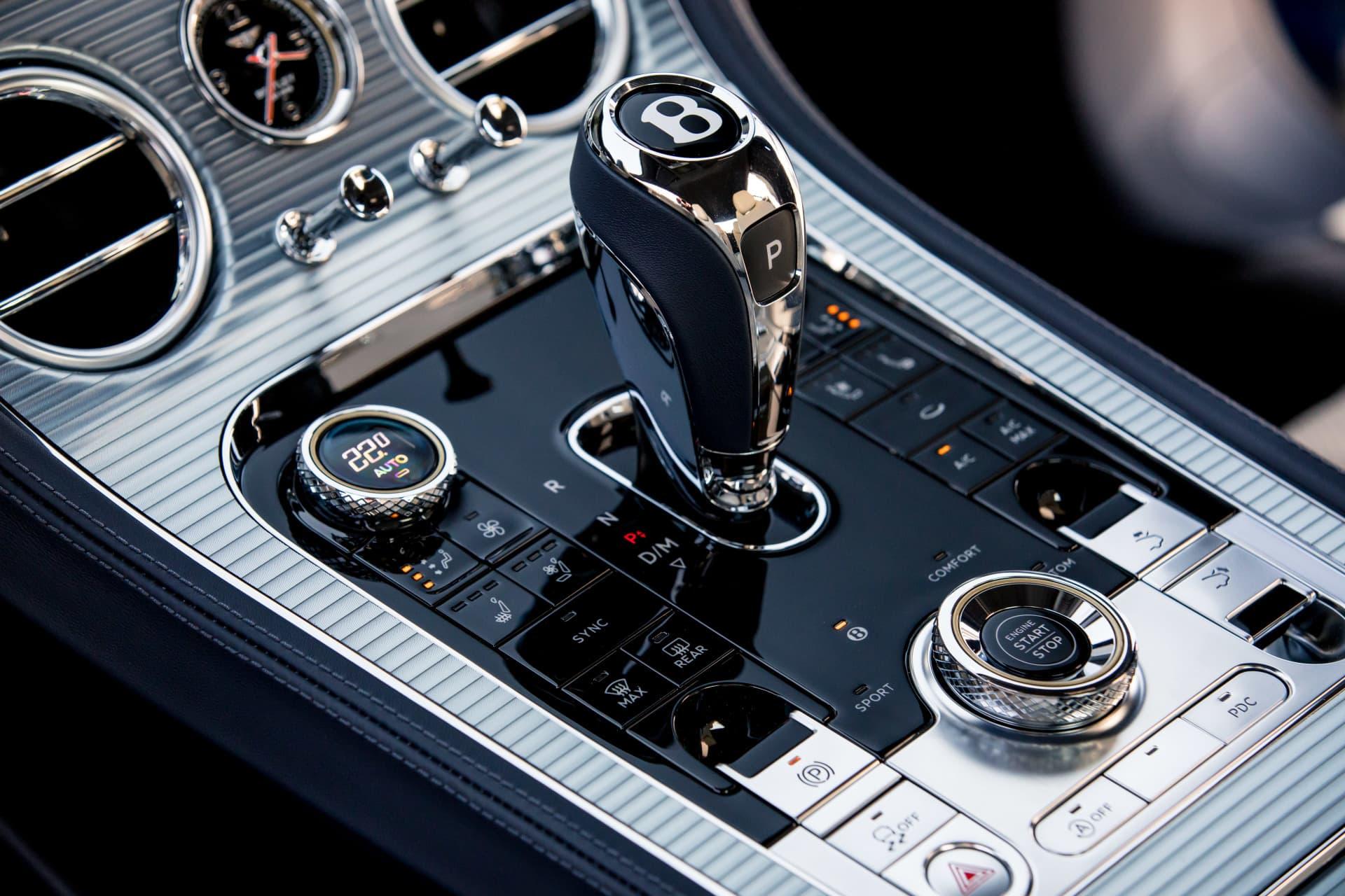 Bentley Continental Gt Sequin Blue 33