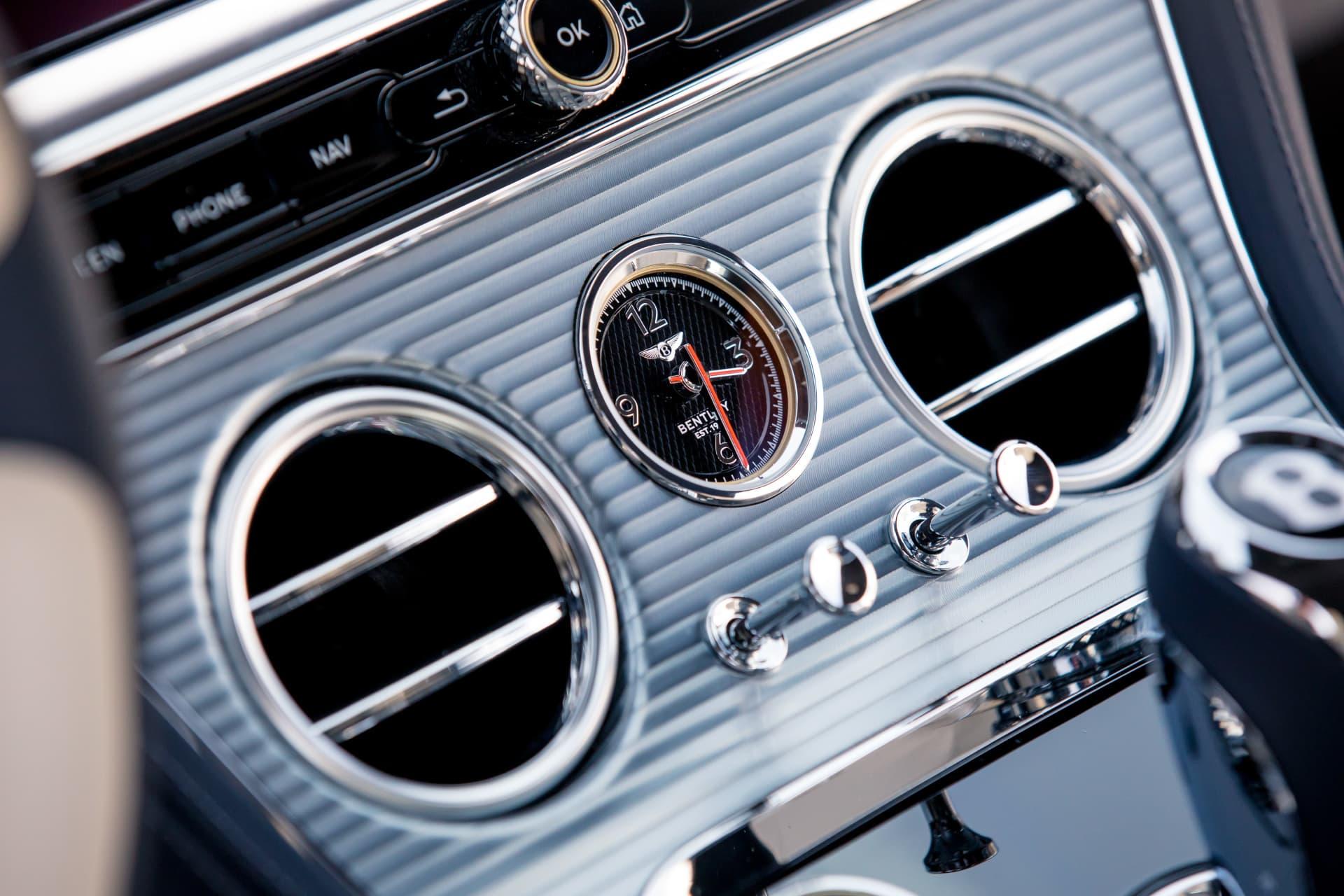 Bentley Continental Gt Sequin Blue 35
