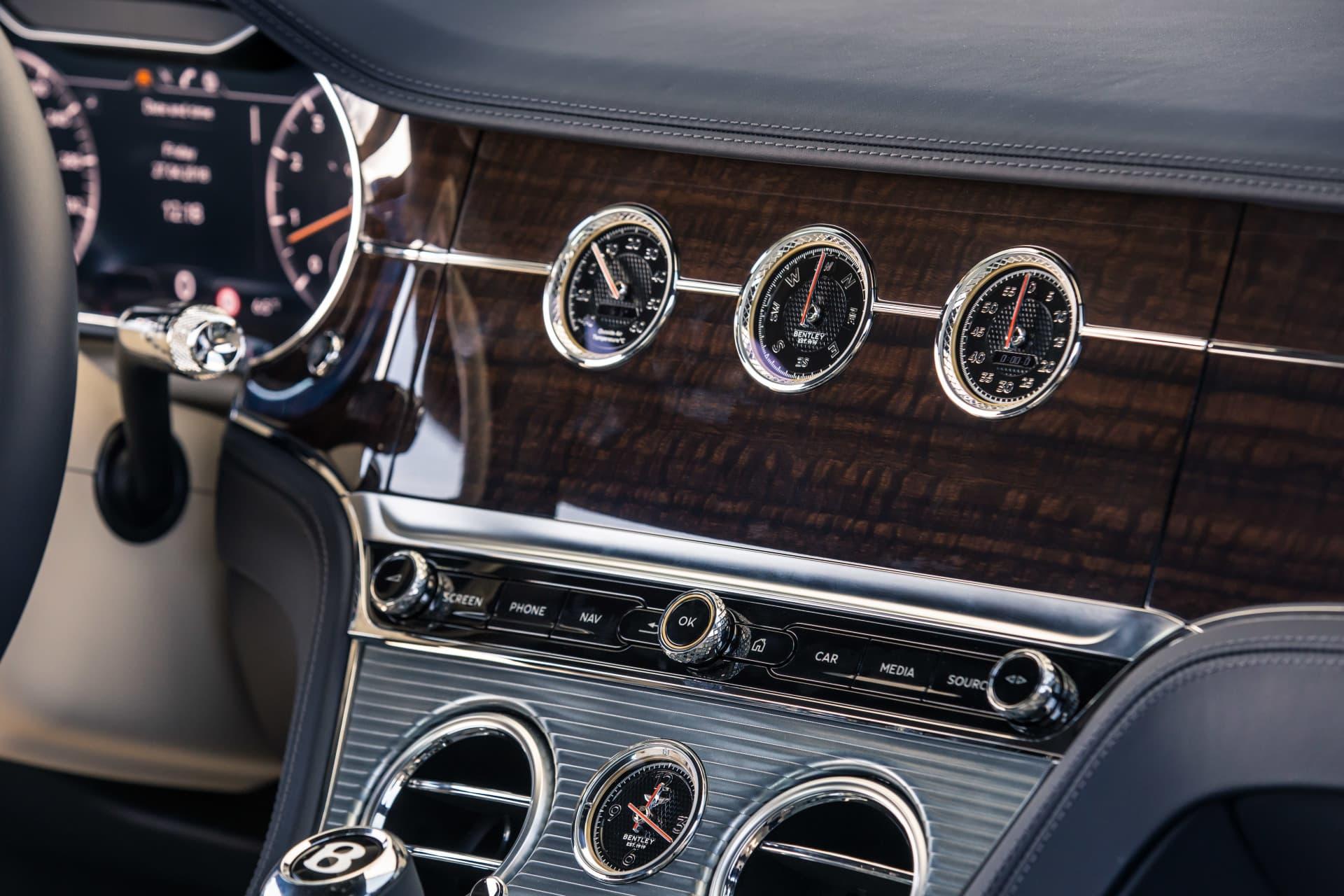 Bentley Continental Gt Sequin Blue 37