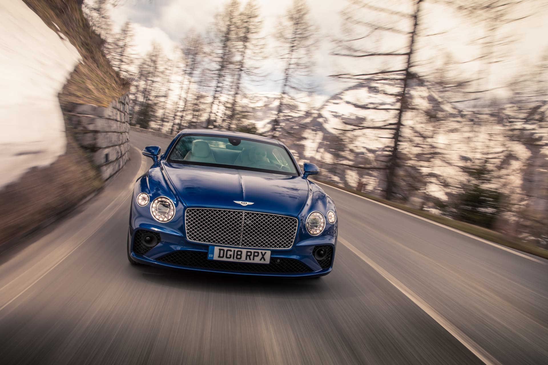 Bentley Continental Gt Sequin Blue 6