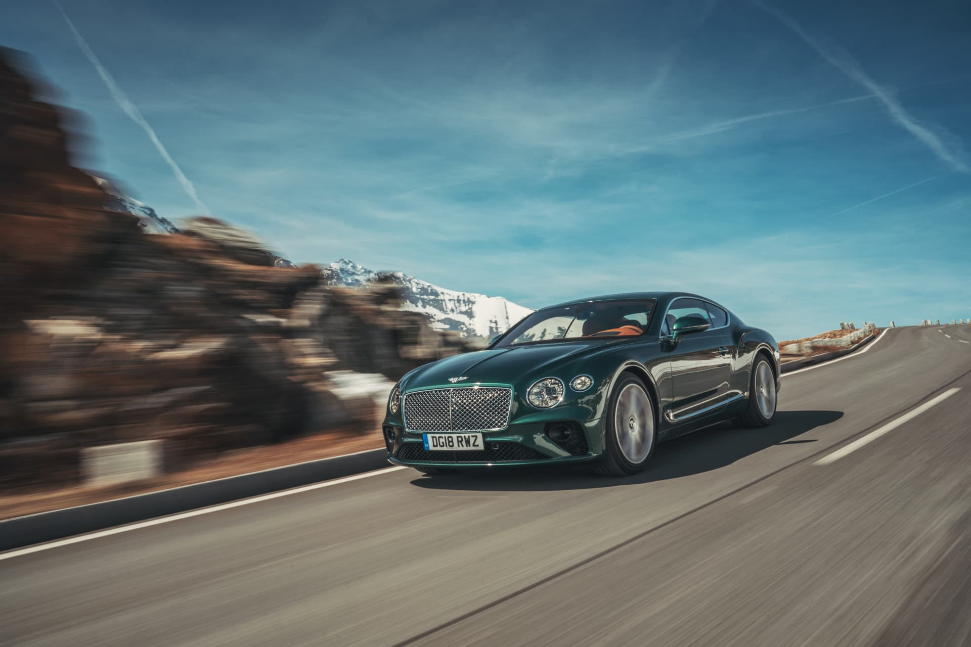 Bentley Continental Gt Verdant 2