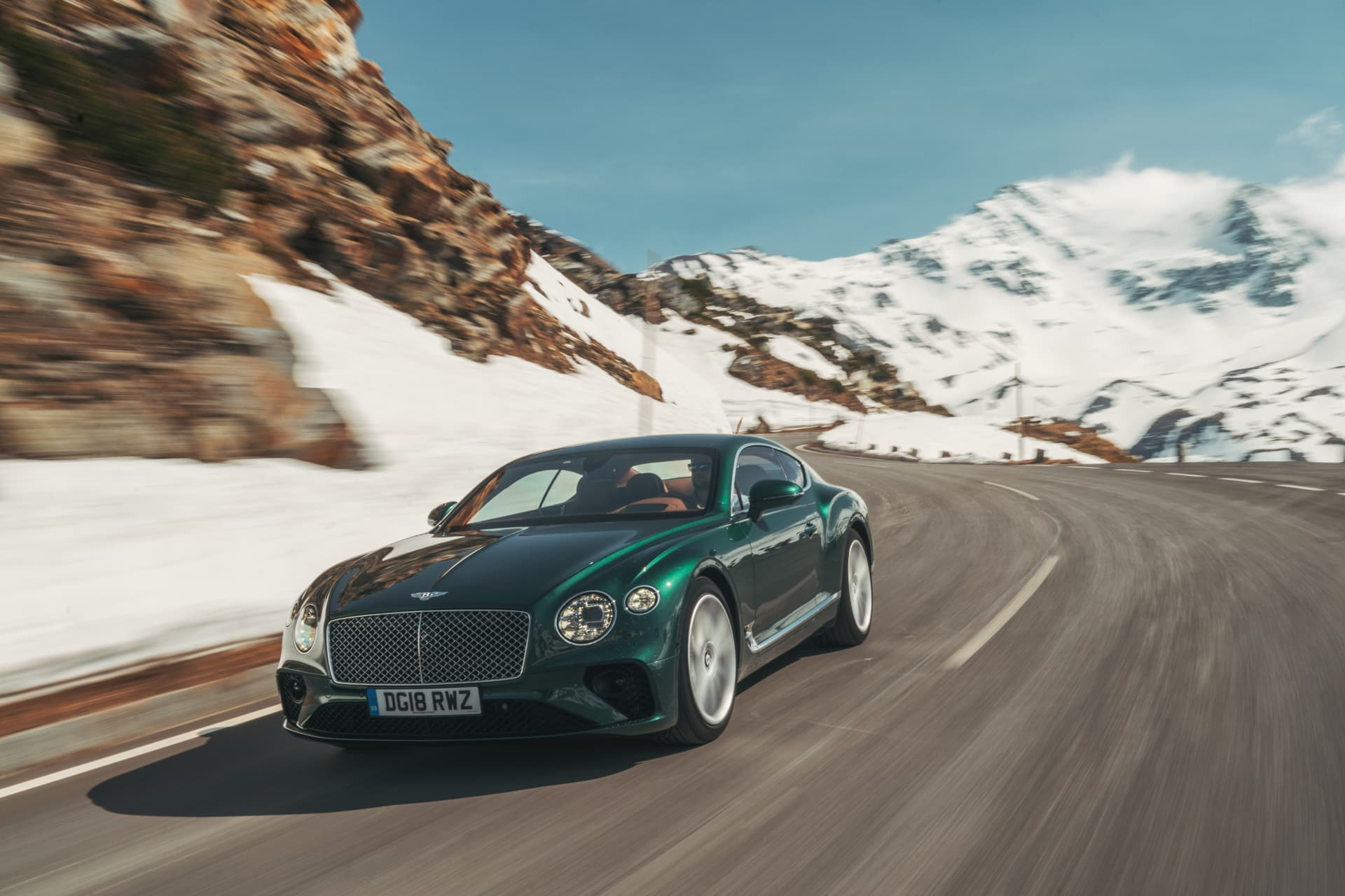 Bentley Continental Gt Verdant 3