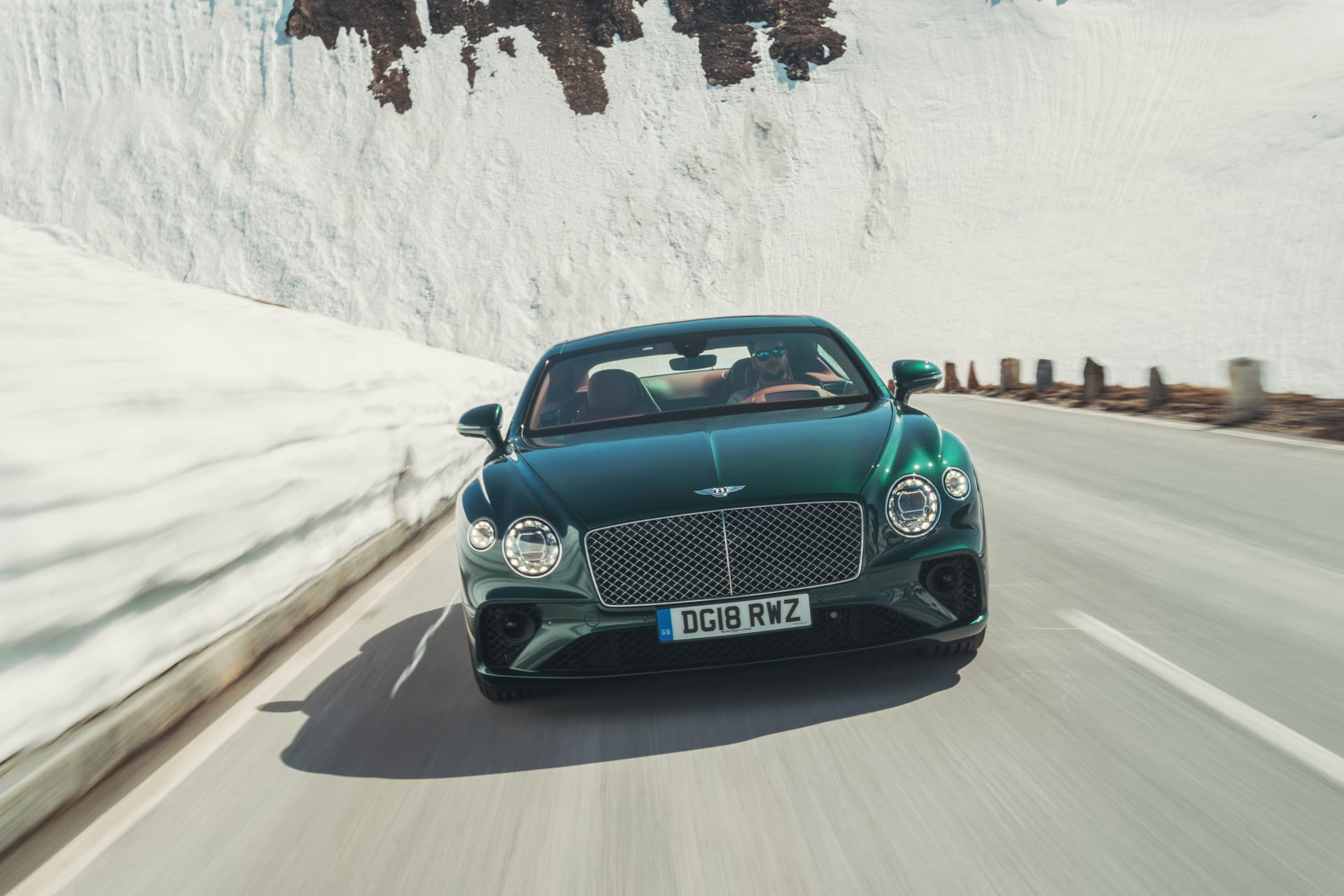 Bentley Continental Gt Verdant 6