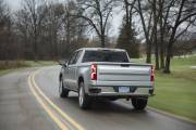 2019 Chevrolet Silverado Ltz thumbnail