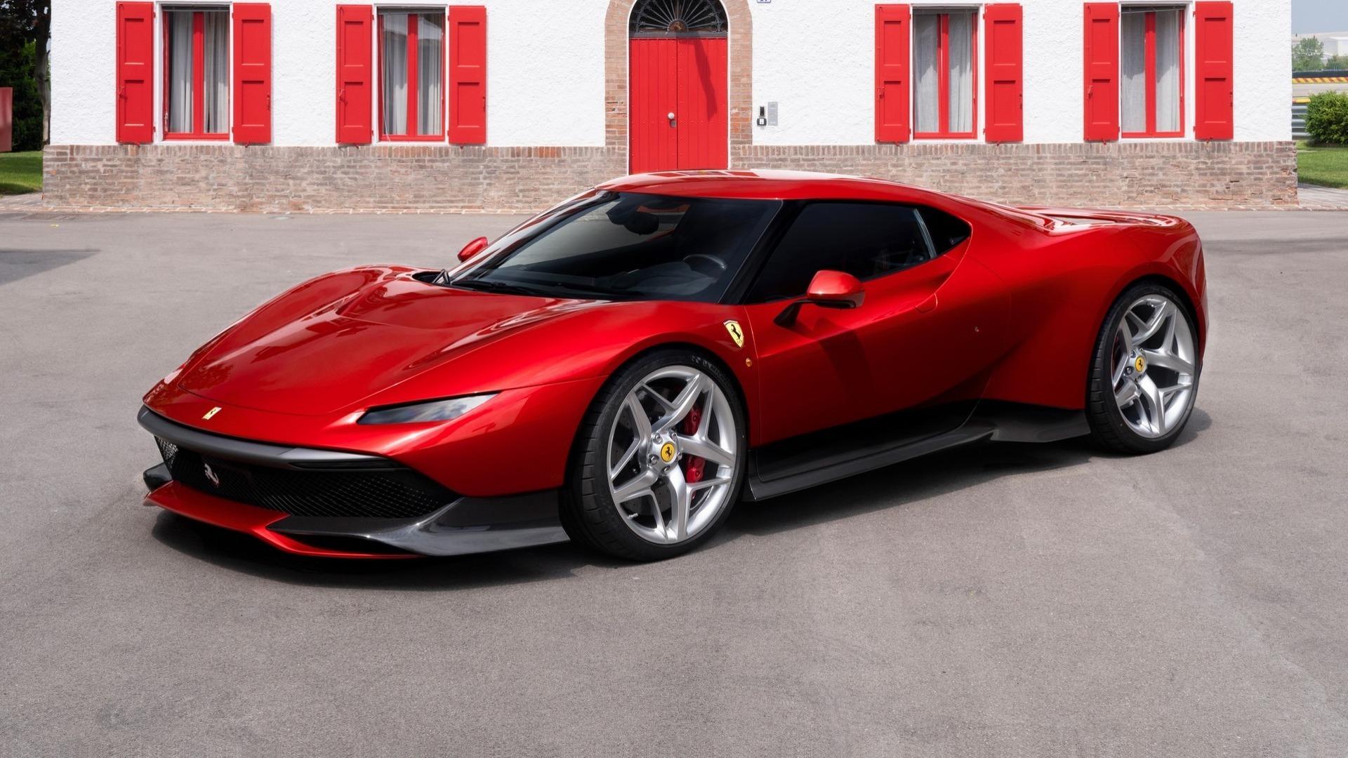 Ferrari Sp38 One Off 2