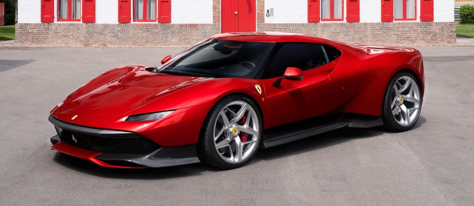 Ferrari Sp38 One Off P