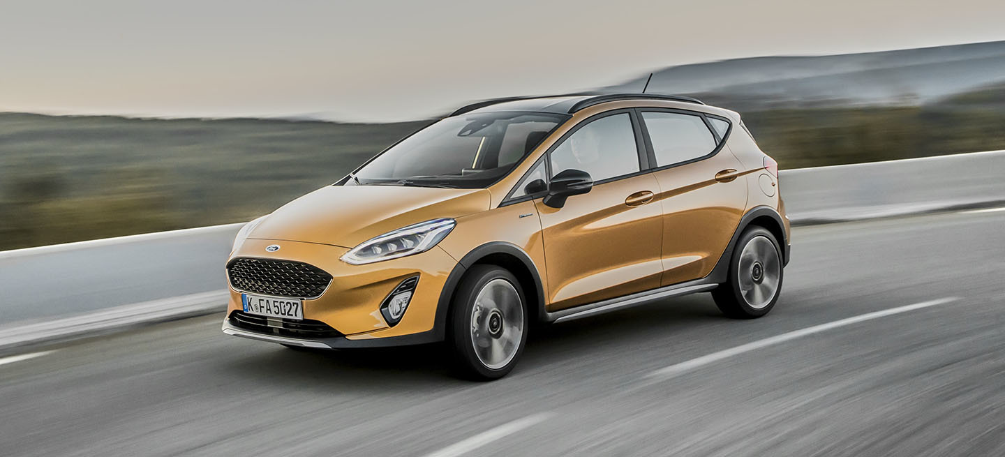 Ford Fiesta Active 2018 01