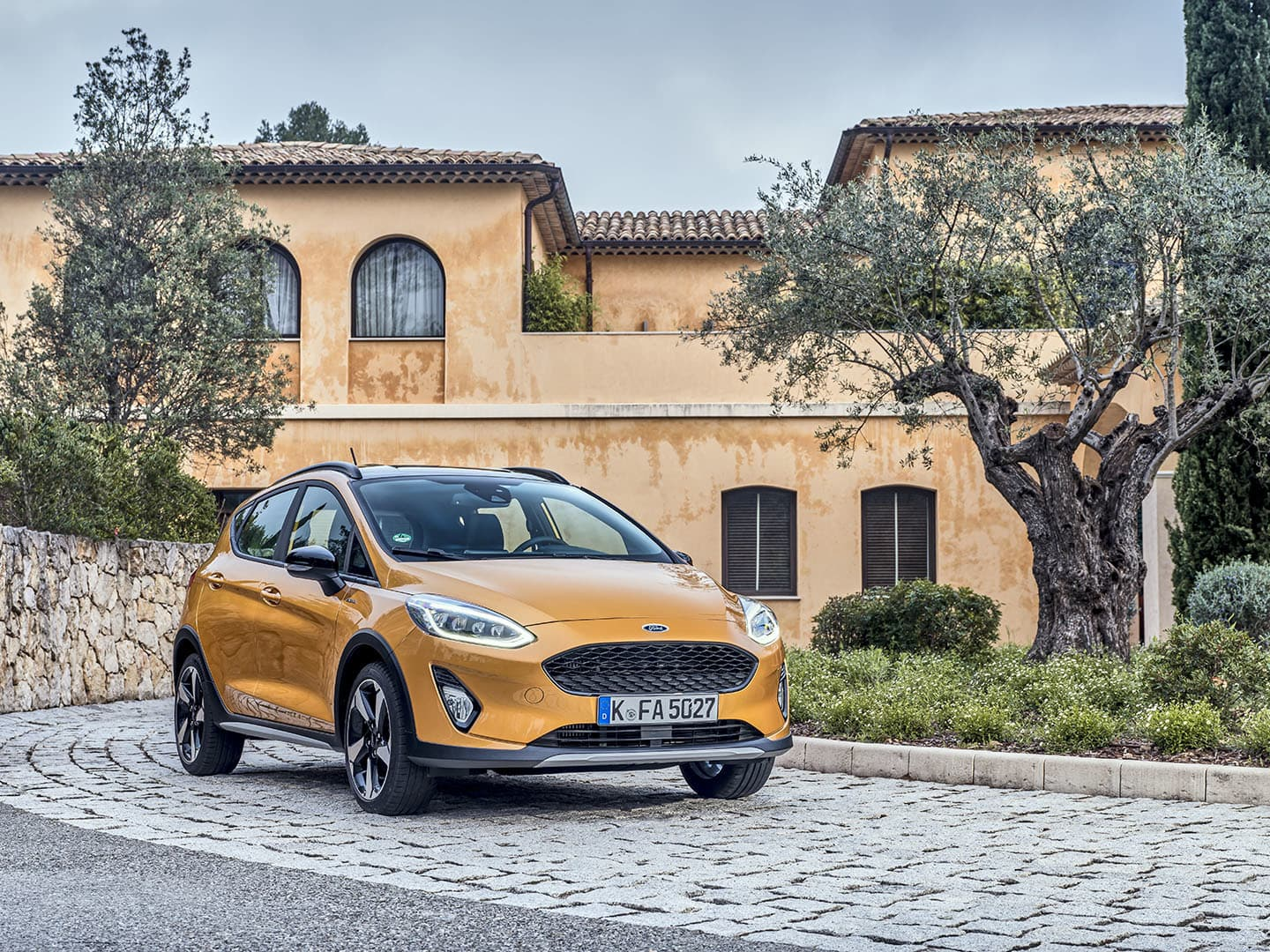Ford Fiesta Active 2018 02
