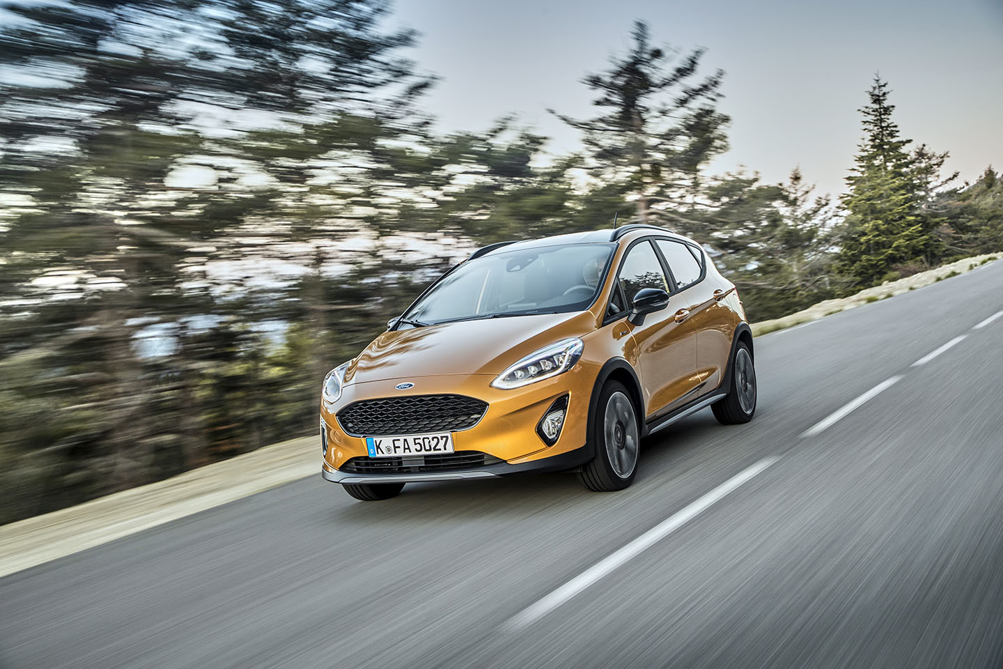 Ford Fiesta Active 2018 03