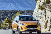 Ford Fiesta Active 2018 04 thumbnail