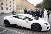 Lamborghini Huracan Subasta Papa 1 thumbnail