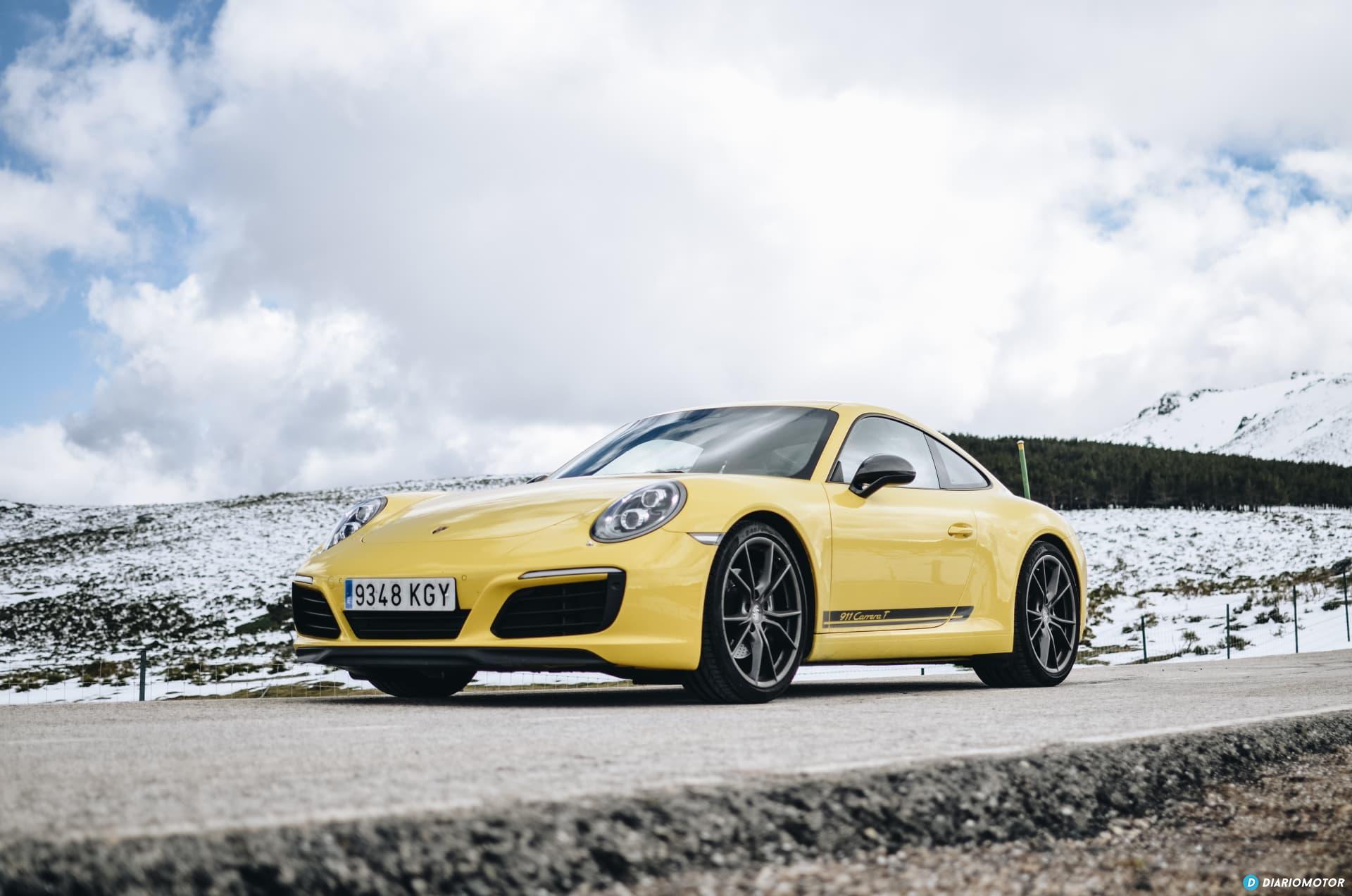Porsche 911 Carrera T 4