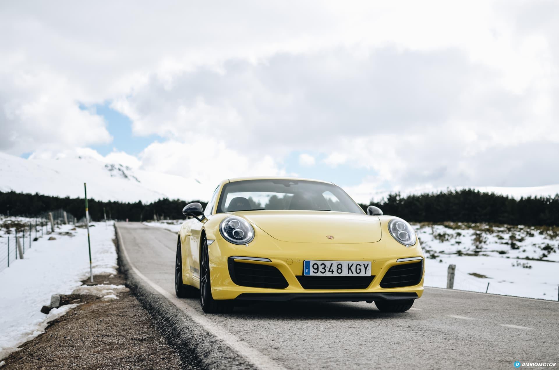 Porsche 911 Carrera T 5