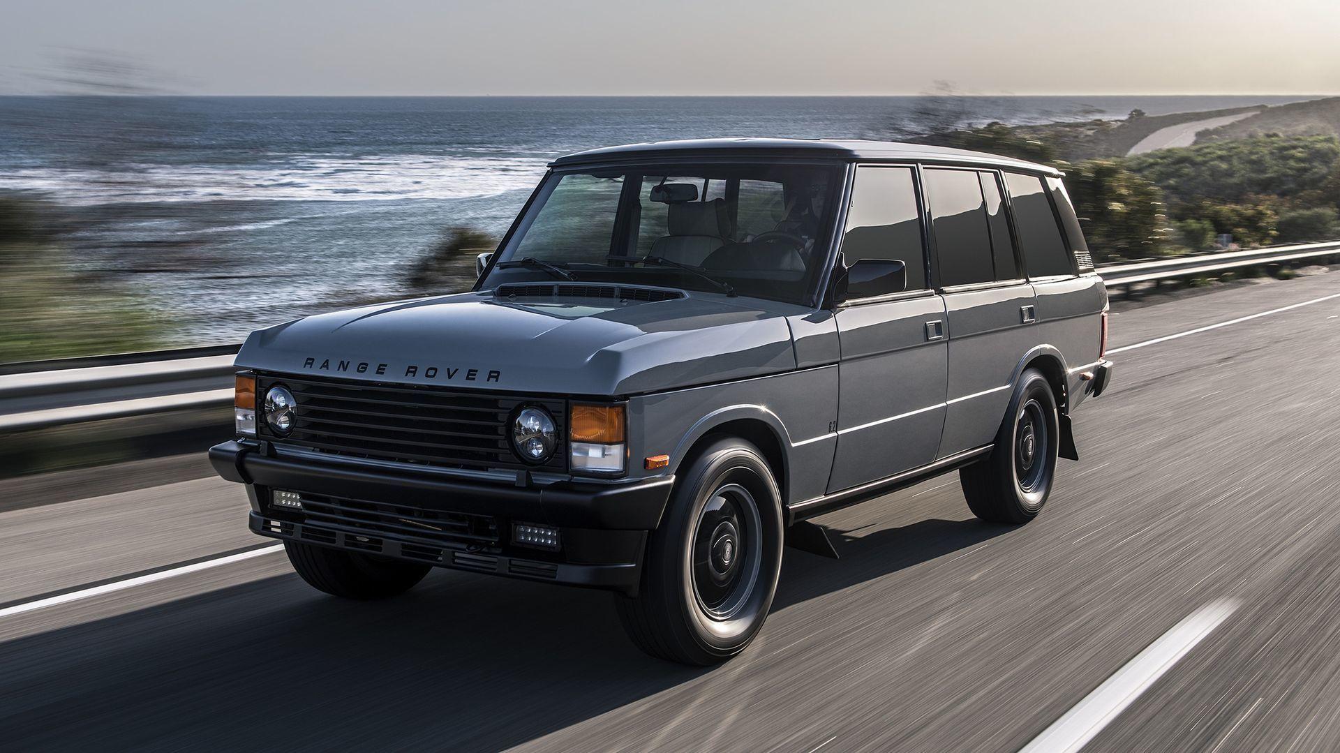 Range Rover Classic Ecd 1