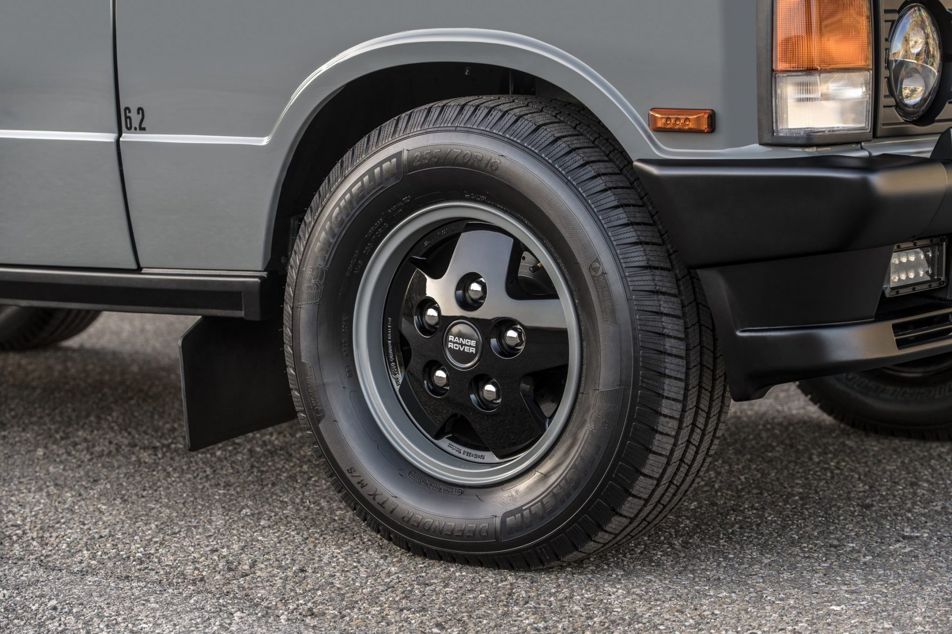 Range Rover Classic Ecd 10