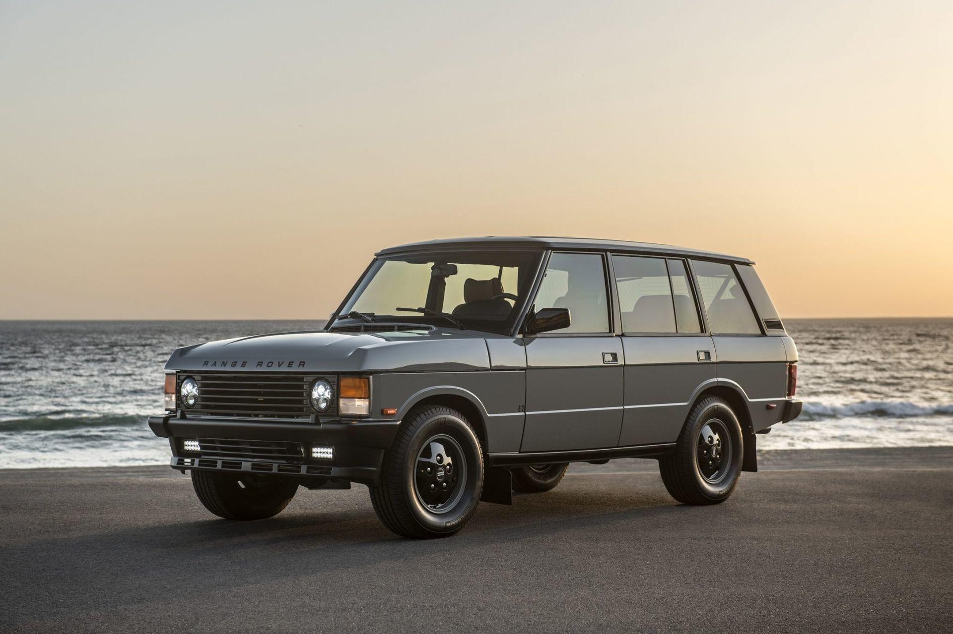 Range Rover Classic Ecd 11