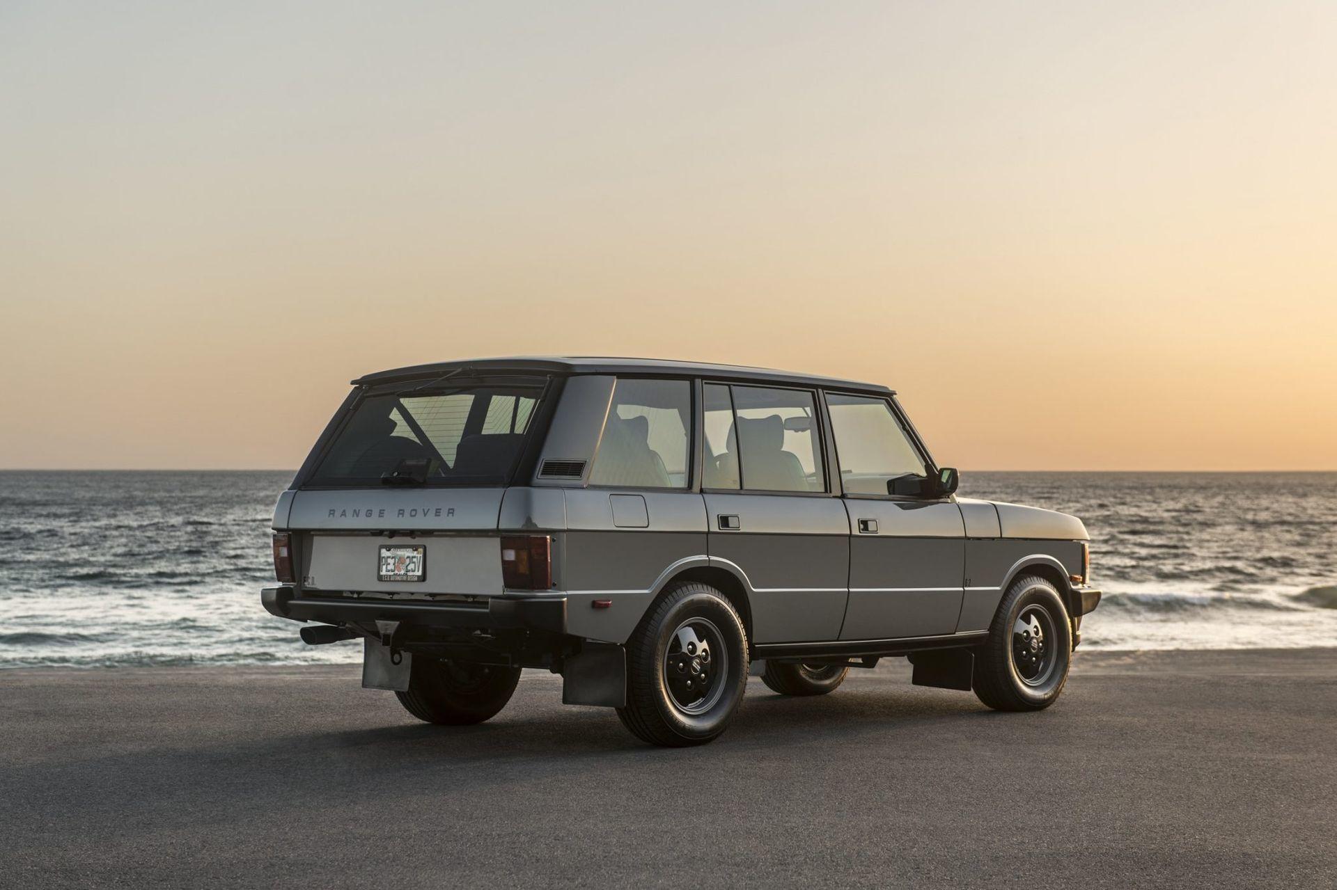 Range Rover Classic Ecd 12