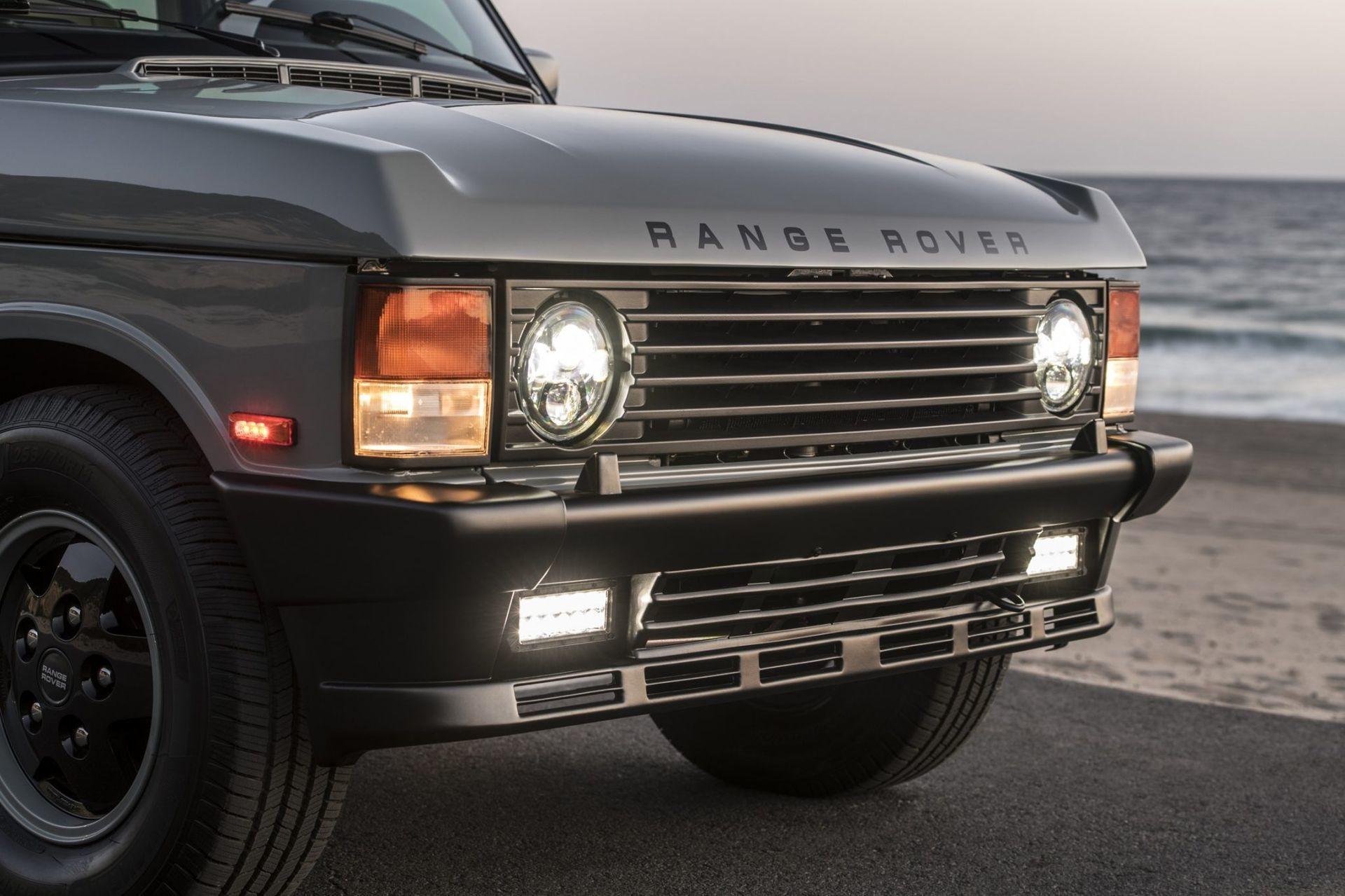 Range Rover Classic Ecd 13