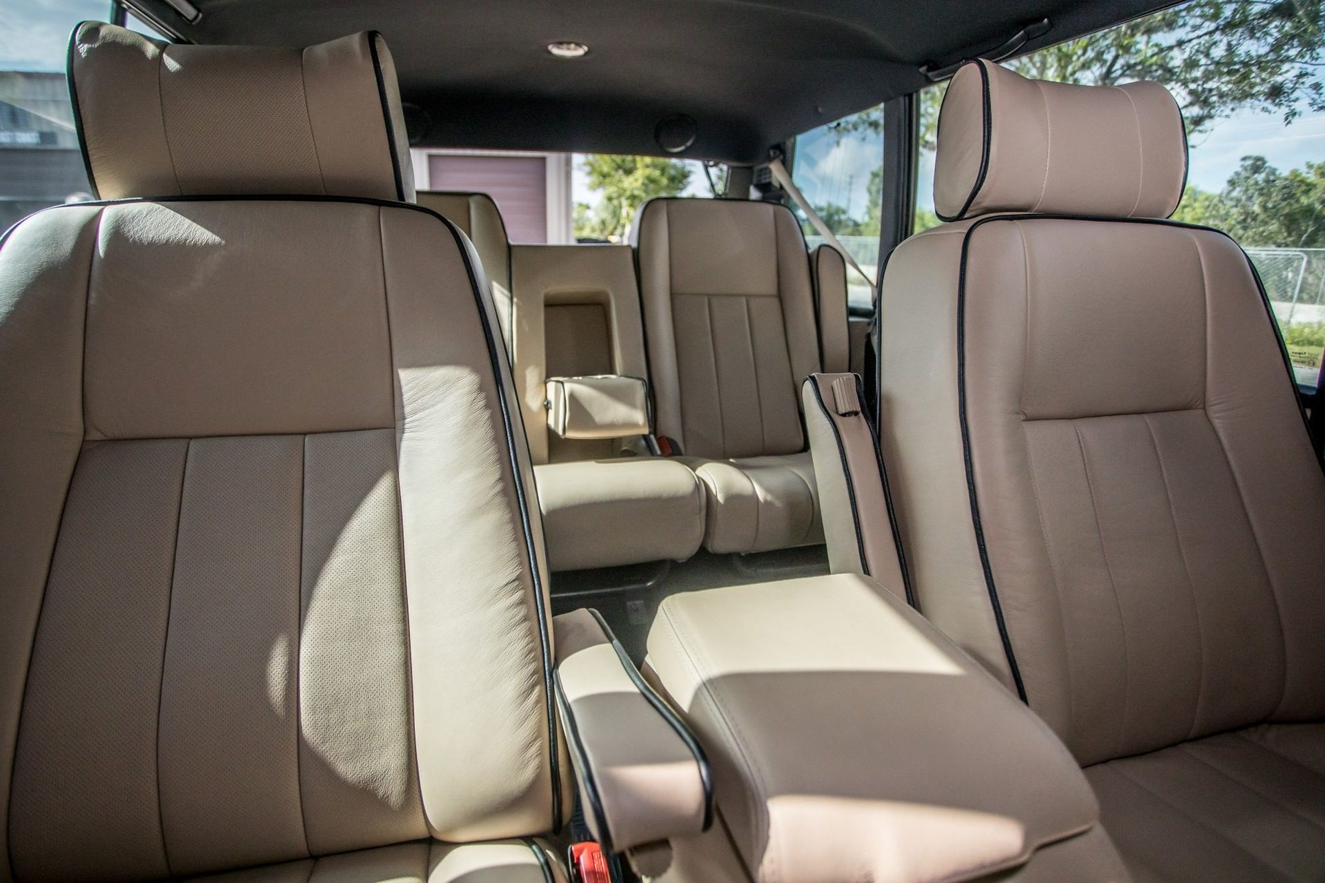 Range Rover Classic Ecd 14