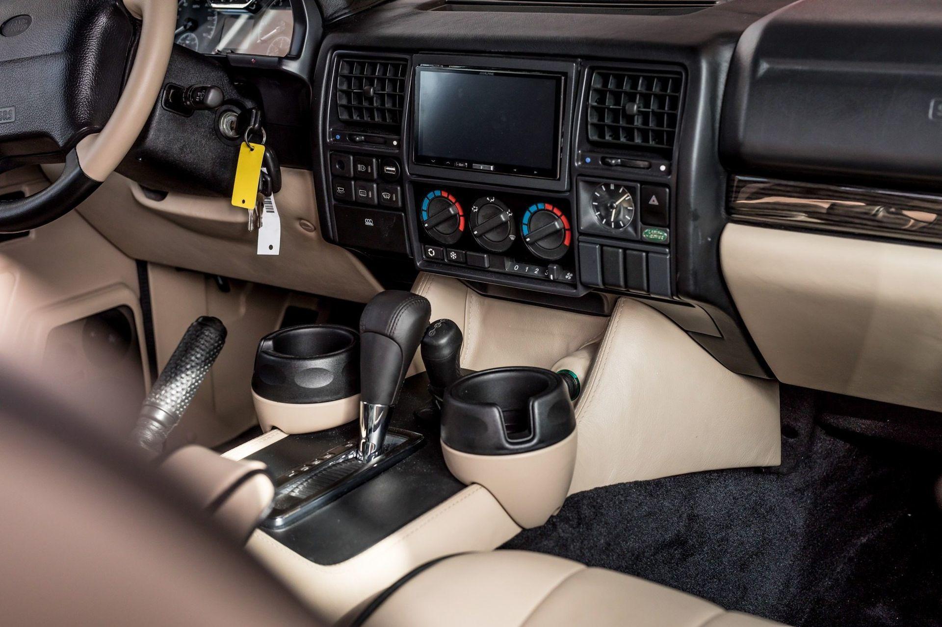 Range Rover Classic Ecd 16