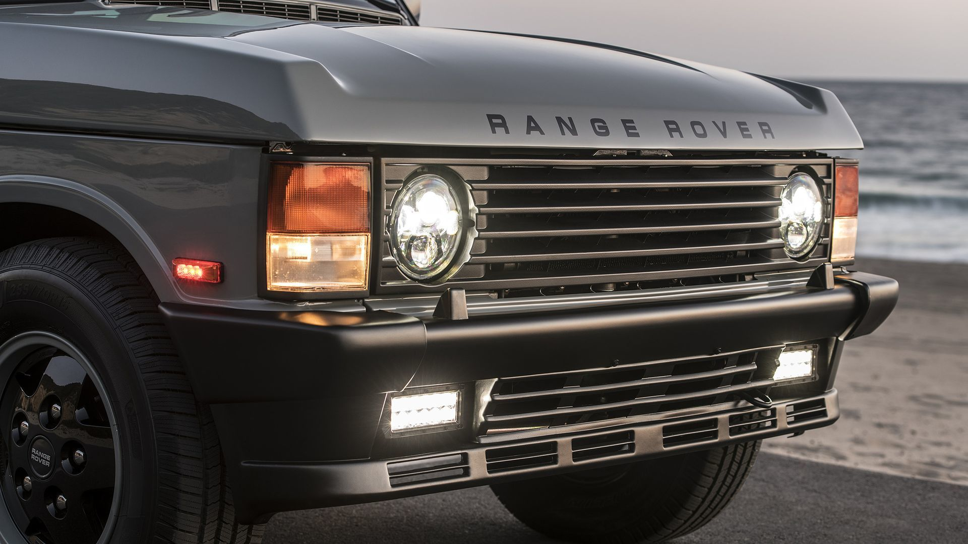Range Rover Classic Ecd 3