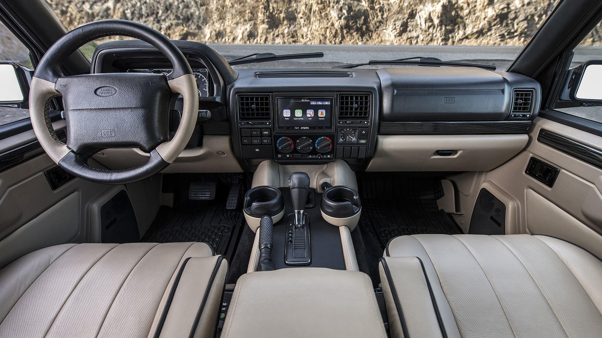 Range Rover Classic Ecd 6