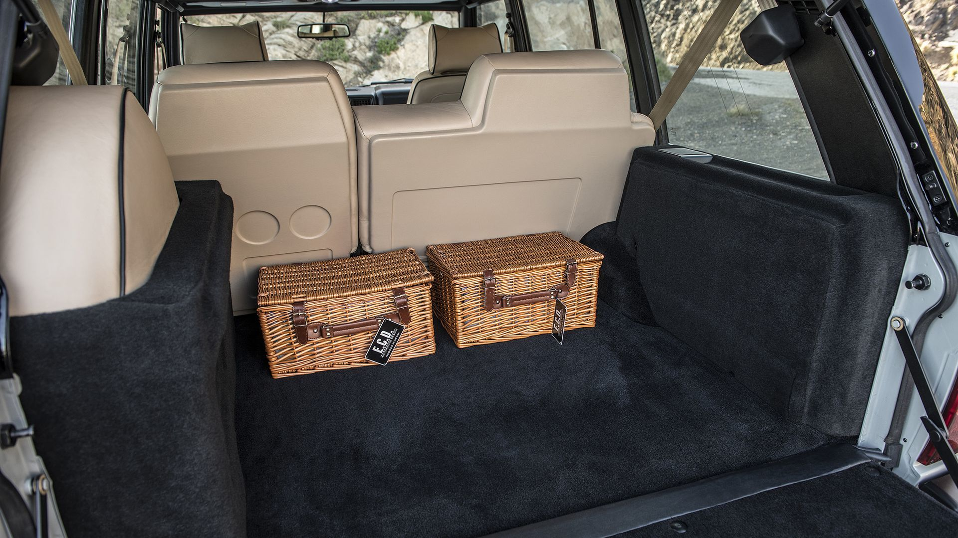 Range Rover Classic Ecd 8
