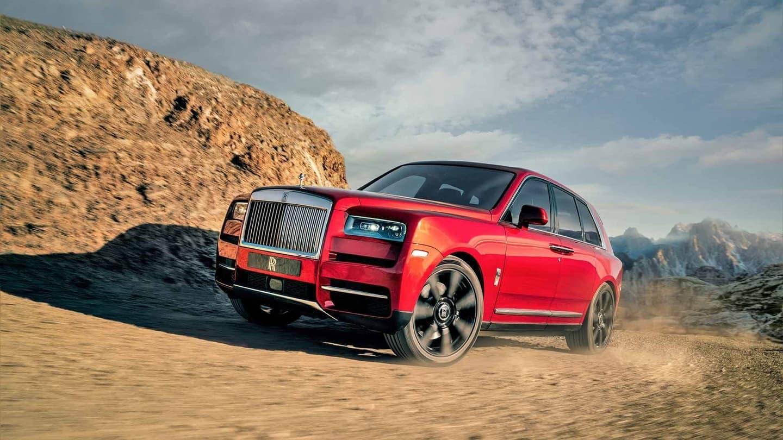 Rolls Royce Cullinan 0518 006