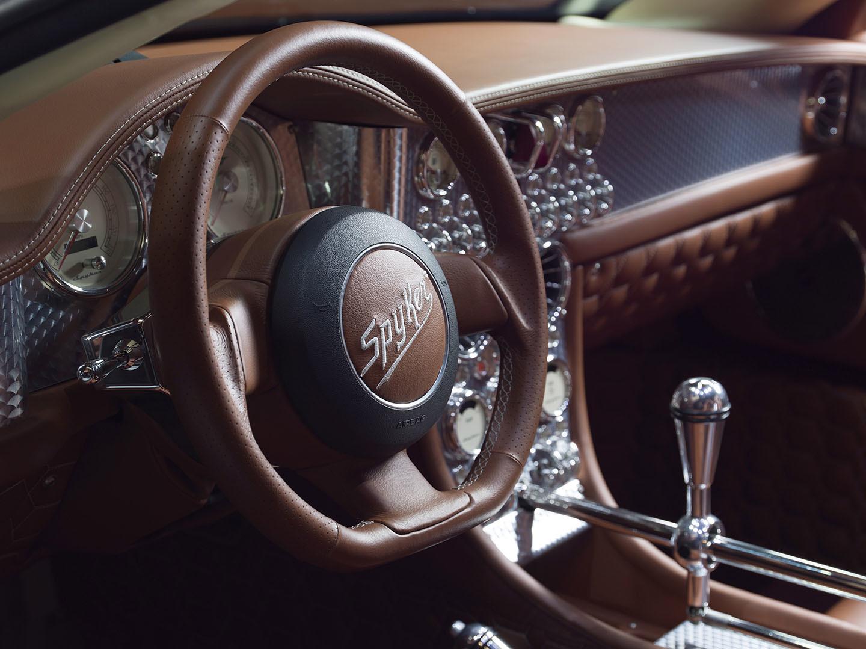 Spyker Koenigsegg Motor Coches V8 04