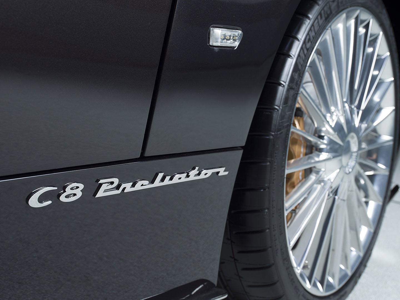Spyker Koenigsegg Motor Coches V8 05