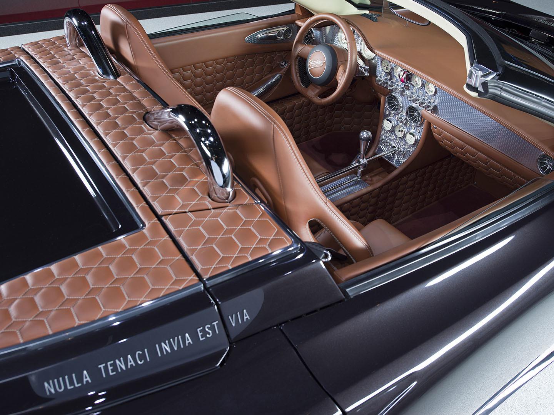 Spyker Koenigsegg Motor Coches V8 06