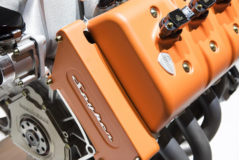 Spyker Koenigsegg Motor Coches V8 10