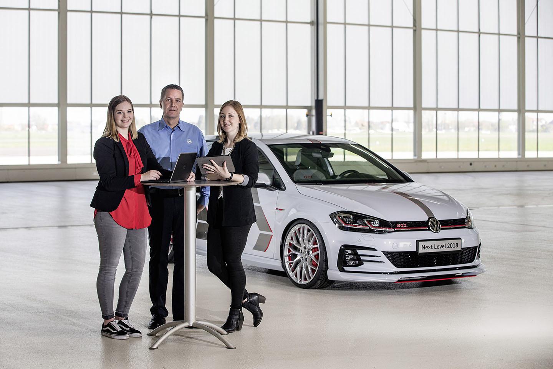 Volkswagen Golf Gti Next Level 04