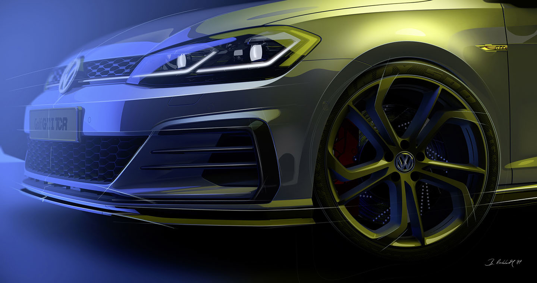 Volkswagen Golf Gti Tcr 2018 Adelanto 03