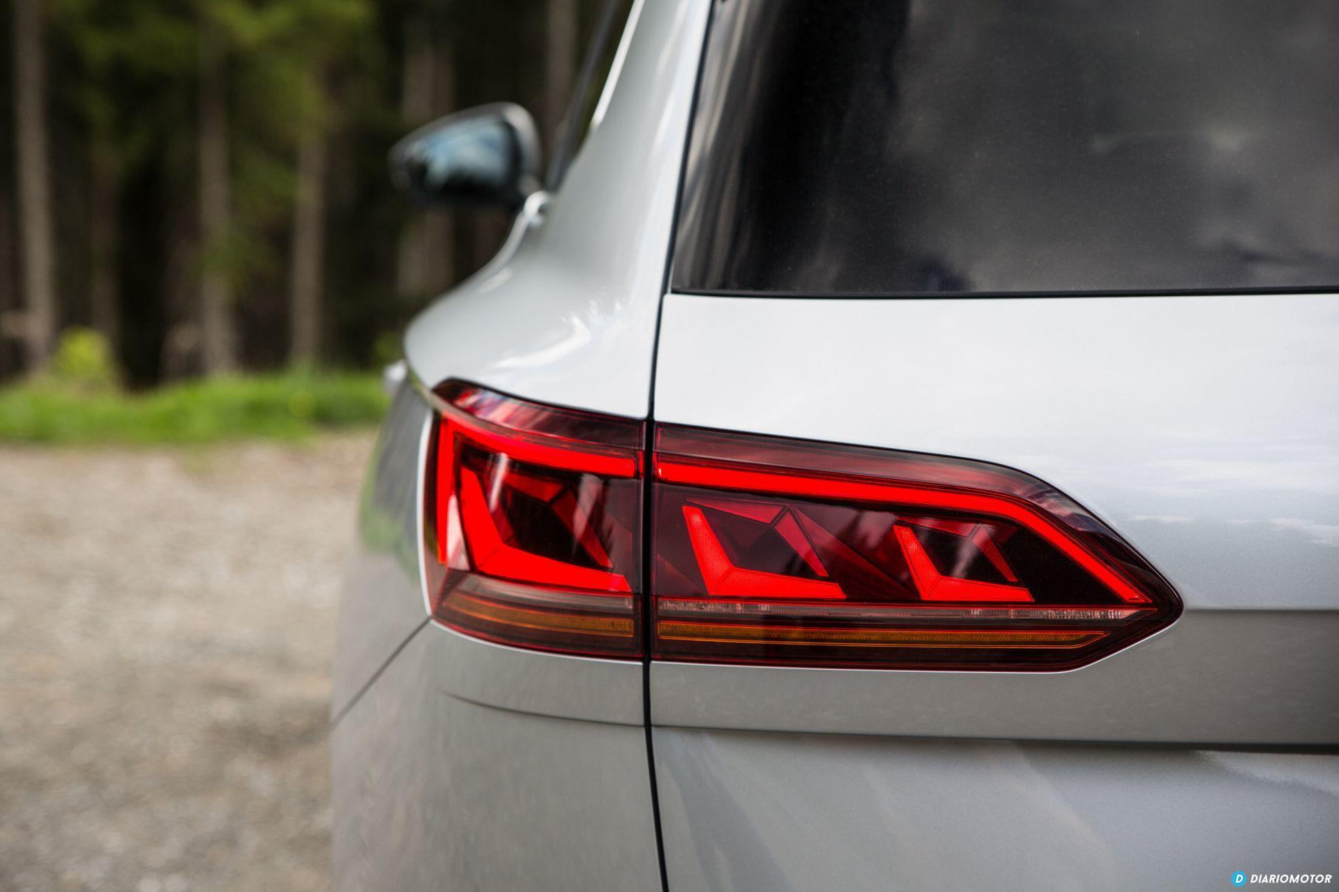 Volkswagen Touareg 2018 Prueba 4