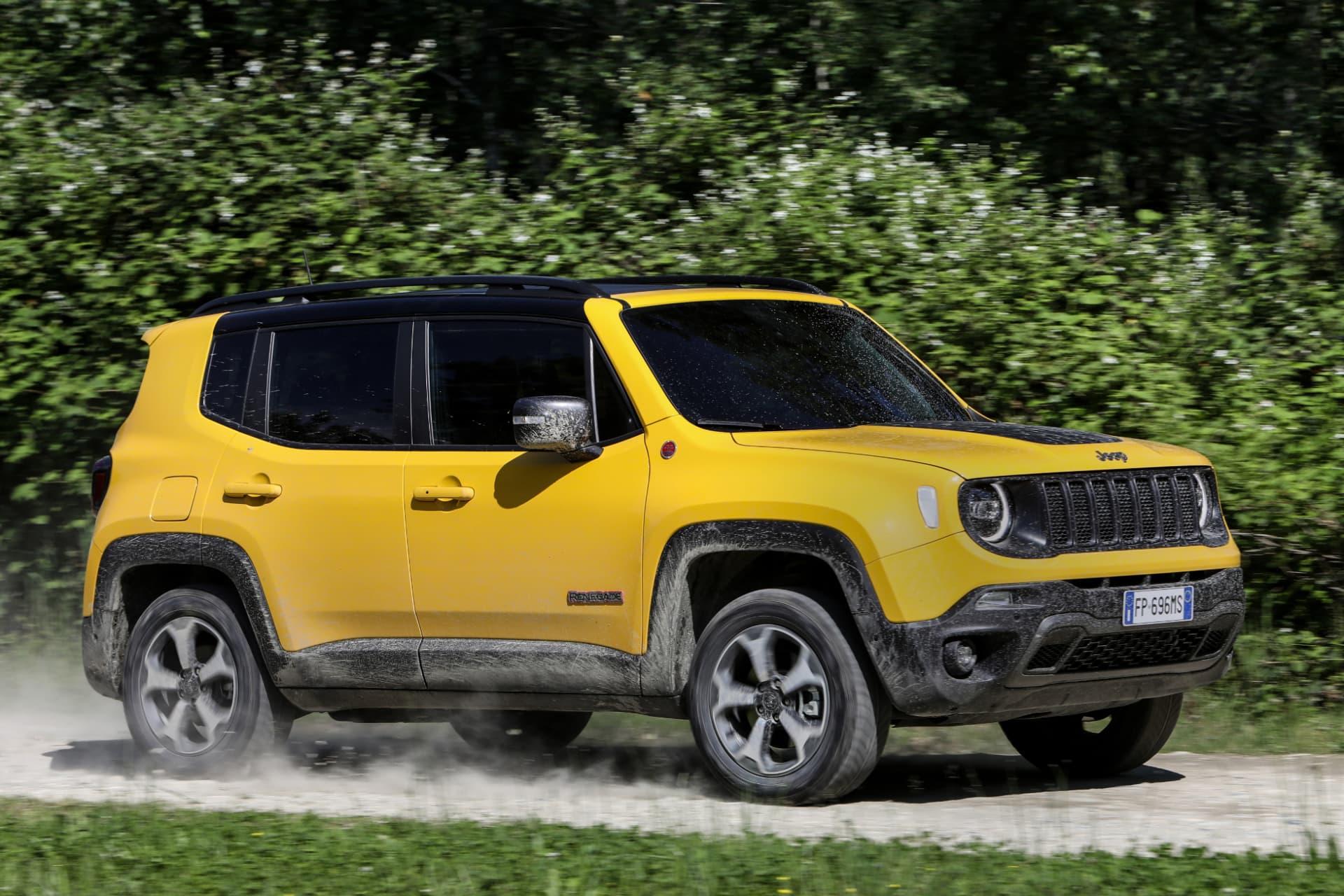 Jeep Renegade: precios, prueba, ficha técnica, fotos y ...