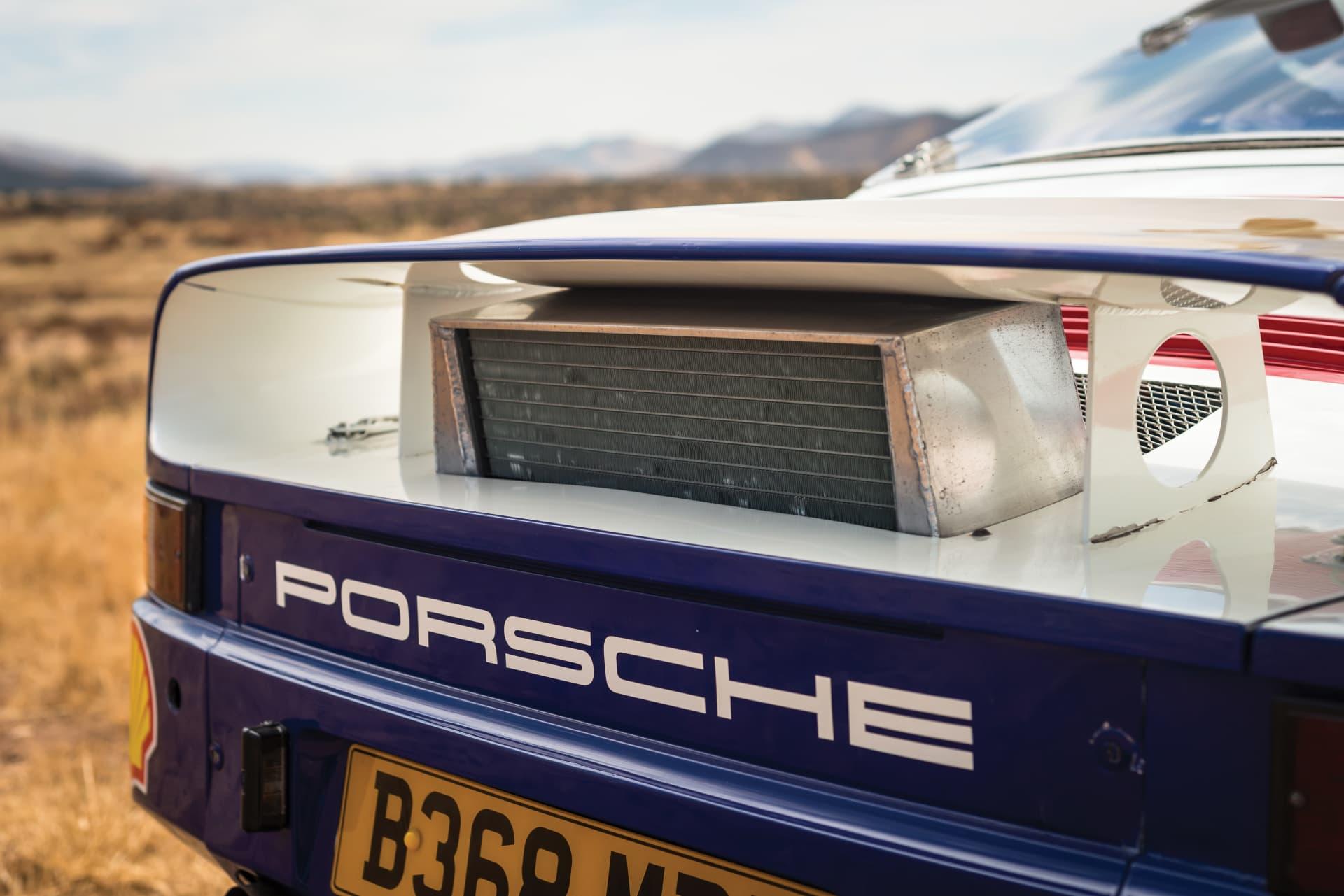 1985 Porsche 959 Paris Dakar 5