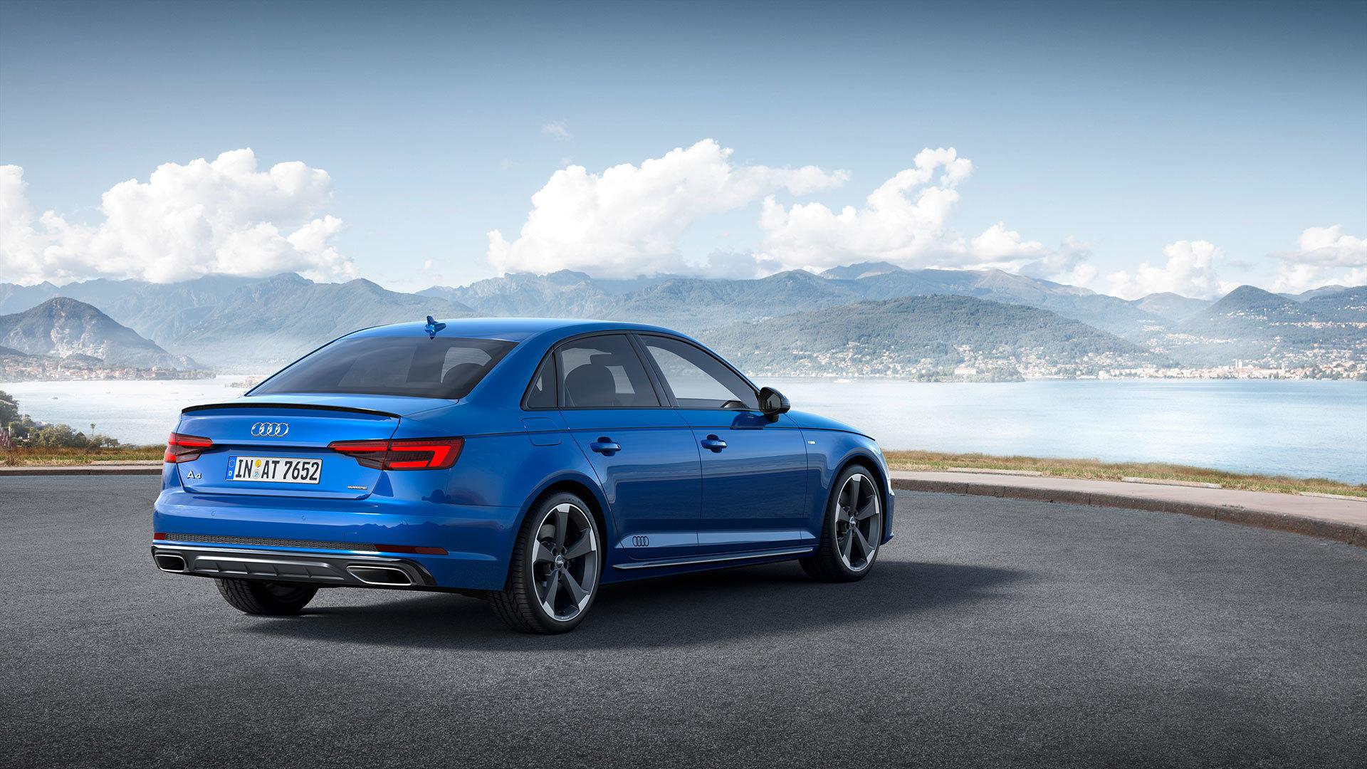 Audi A4 2018 01