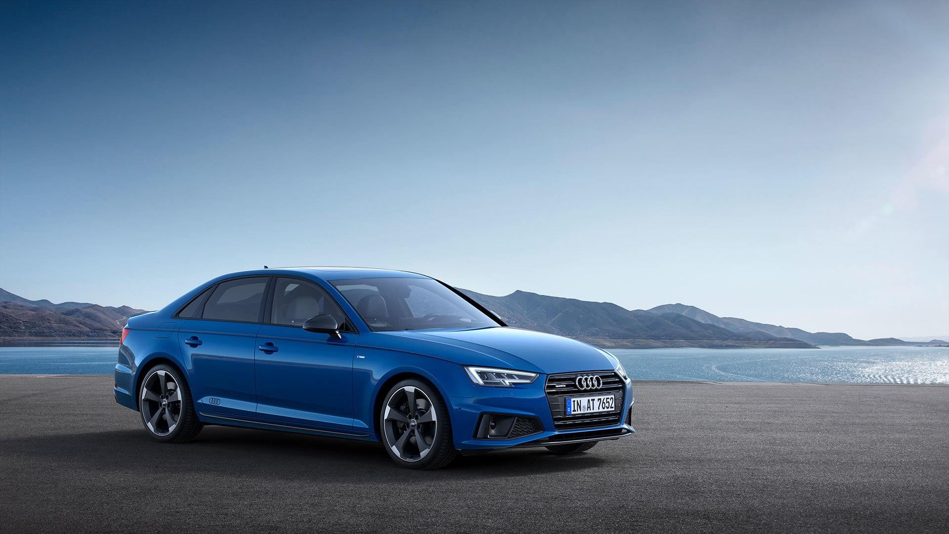 Audi A4 2018 02