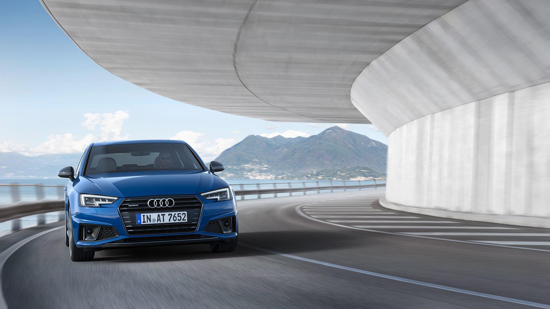 Audi A4 2018 09