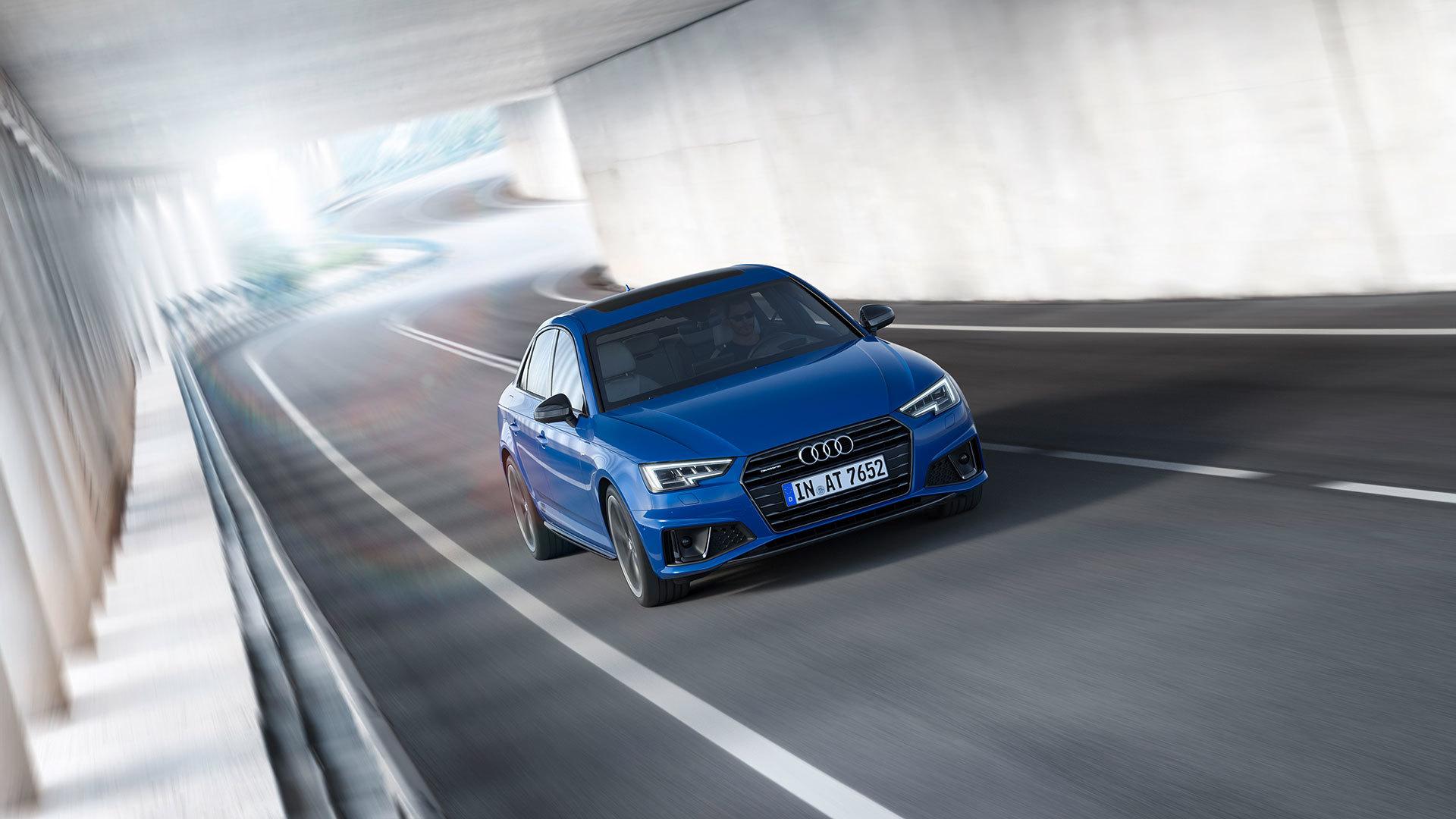 Audi A4 2018 10