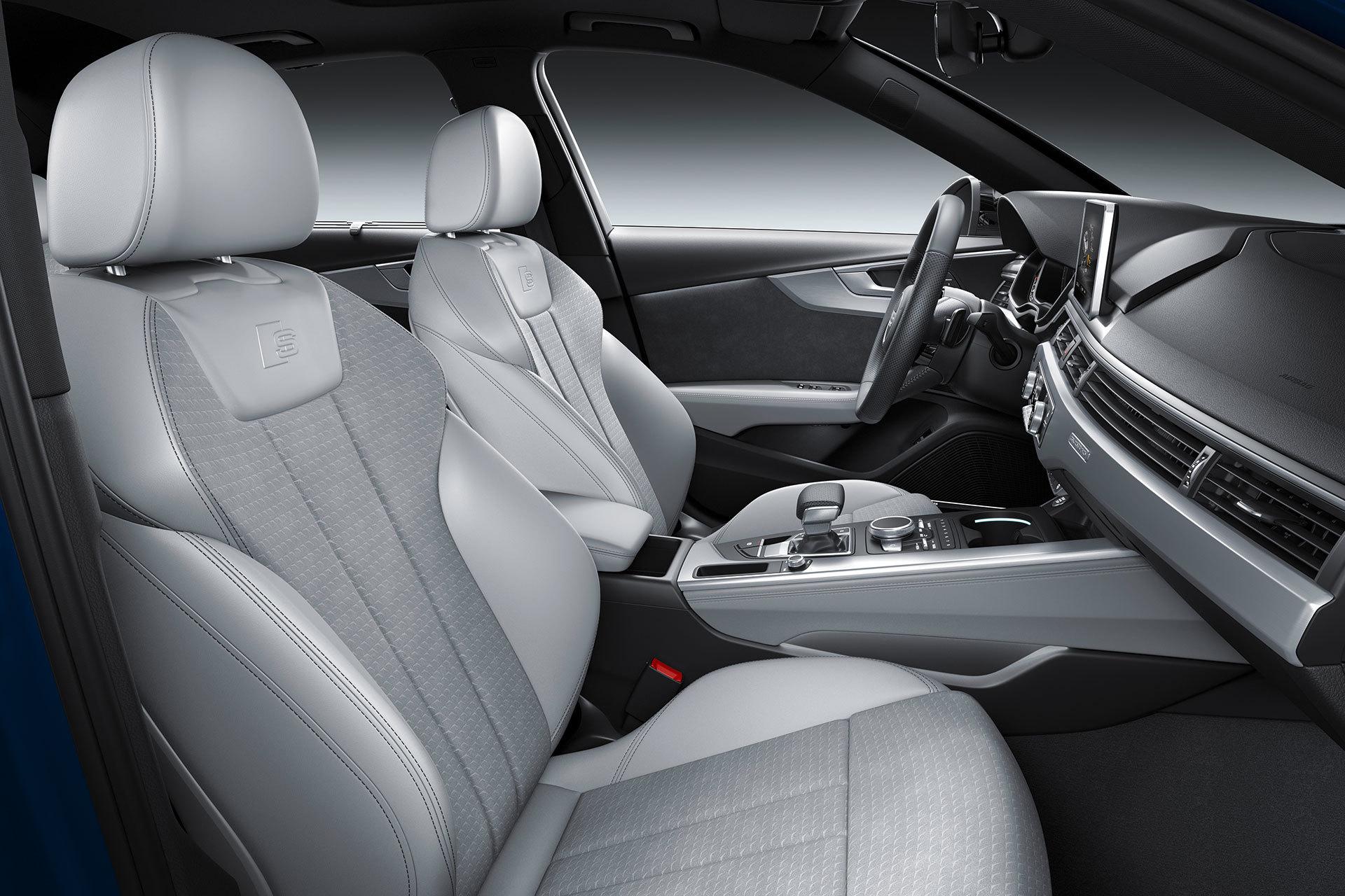 Audi A4 2018 13