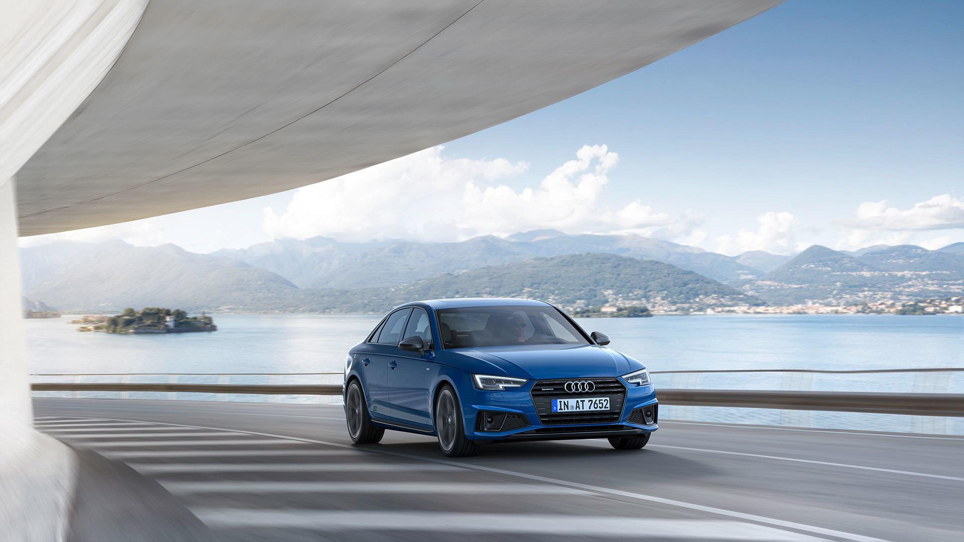 Audi A4 2018 14