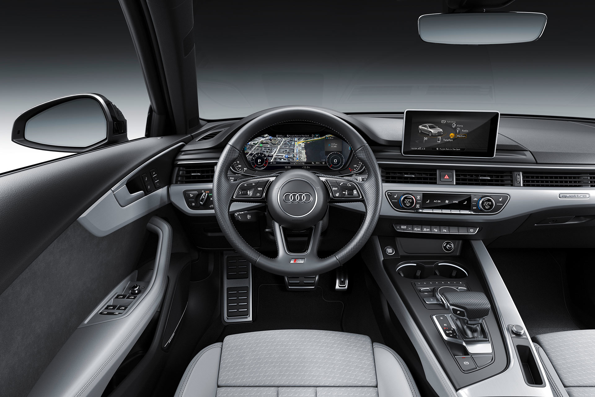 Audi A4 2018 15