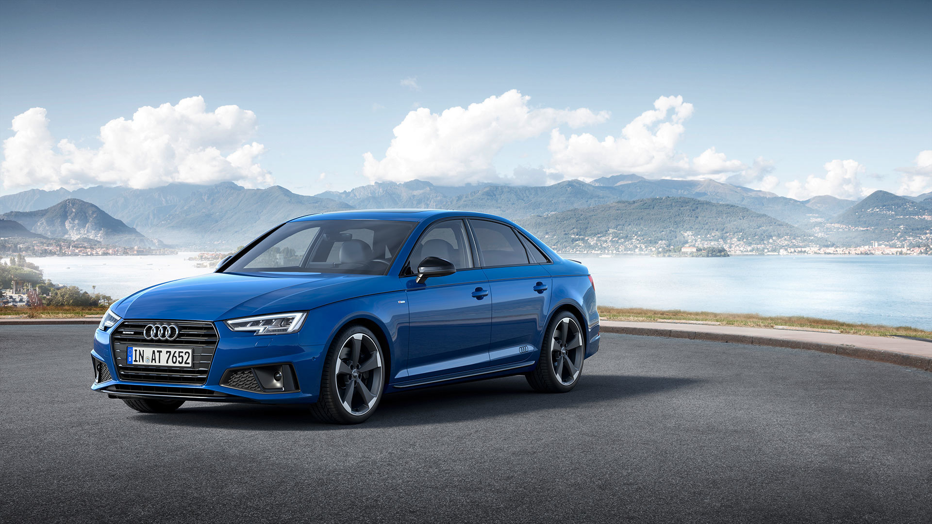 Audi A4 2018 16
